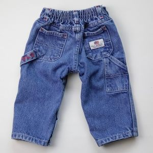 Polo Jeans Co. Ralph Lauren Baby Denim Blue Jeans